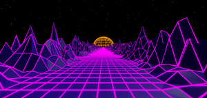 Roblox Synthwave
